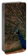 Peacock Show Off Portable Battery Charger