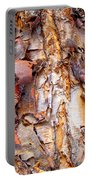 Pealing Bark Upclose Portable Battery Charger