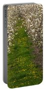 Pear Blossom Lane Portable Battery Charger