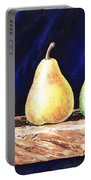 Pear Pear And A Pear Portable Battery Charger
