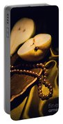 Pearls And Pears Portable Battery Charger