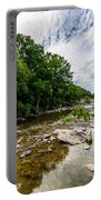 Pedernales River - Downstream Portable Battery Charger