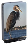 Peer - Great Blue Heron Portable Battery Charger