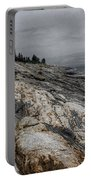 Pemaquid Light Portable Battery Charger by Joan Carroll