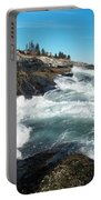 Pemaquid Point Lighthouse 1 Portable Battery Charger