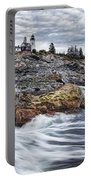 Pemaquid Point Lighthouse Portable Battery Charger