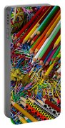 Pencils And Paperclips Portable Battery Charger
