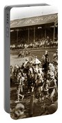 Pendleton Round-up Oregon Lewis Josselyn Photo Sept. 1929 Portable Battery Charger