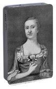 Penelope Barker (1728-1796) Portable Battery Charger