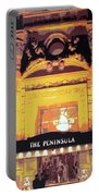 Peninsula Hotel New York Portable Battery Charger