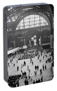 Penn Station Nyc 1957 Portable Battery Charger