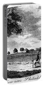 Pennsylvania Farm, 1795 Portable Battery Charger
