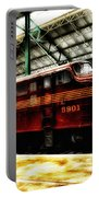 Pennsylvania Railroad Engine 5901 Portable Battery Charger