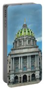 Pennsylvania State Capitol Portable Battery Charger