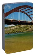 Pennybacker 360 Bridge, Austin, Texas Portable Battery Charger