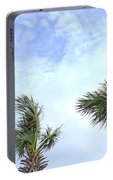 Pensacola Palms Portable Battery Charger