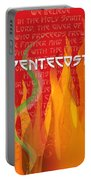 Pentecost Fires Portable Battery Charger