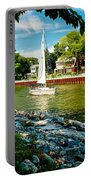 Pentwater Channel Michigan Portable Battery Charger