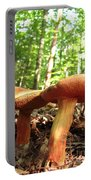 Peppery Bolete Portable Battery Charger