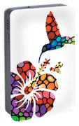 Perfect Harmony - Nature's Sharing Art Portable Battery Charger
