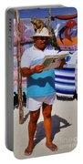 Perfect Posture Portrait Portable Battery Charger