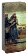 Perils Of The Sea 1881 Portable Battery Charger