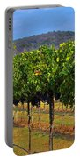 Perissos Hill Country Vineyard Portable Battery Charger