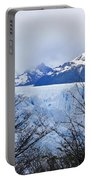 Perito Moreno Glacial Landscape Portable Battery Charger