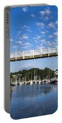 Perkins Cove - Maine Portable Battery Charger