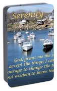 Perkins Cove Serenity Portable Battery Charger