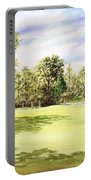 Perry Golf Course Florida  Portable Battery Charger