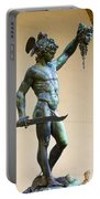 Perseus And Medusa Portable Battery Charger