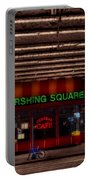 Pershing Square Cafe Portable Battery Charger