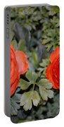 Persian Buttercups Portable Battery Charger