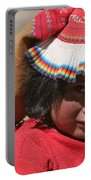Peruvian Child Portable Battery Charger