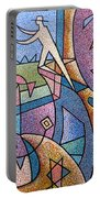 Pescador De Ilusoes  - Fisherman Of Illusions Portable Battery Charger