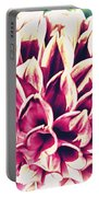Petaled Portable Battery Charger