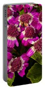 Petals After A Shower Portable Battery Charger