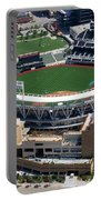 Petco Park San Diego Ca Portable Battery Charger by Bill Cobb