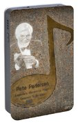 Pete Pedersen Note Portable Battery Charger