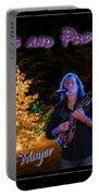 Peter Mayer Stars And Promises Christmas Tour Portable Battery Charger