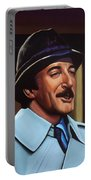 Peter Sellers As Inspector Clouseau  Portable Battery Charger