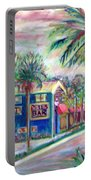 Pete's Bar In Neptune Beach Portable Battery Charger