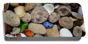 Petoskey Stones Lll Portable Battery Charger