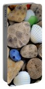 Petoskey Stones V Portable Battery Charger