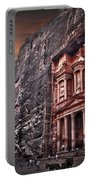 Petra The Treasury Portable Battery Charger by Dan Yeger