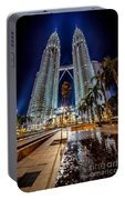 Petronas Twin Towers Portable Battery Charger