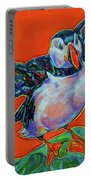 Petty Harbour Puffin Portable Battery Charger
