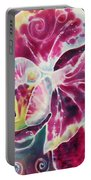 Phalaenopsis I Portable Battery Charger