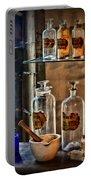 Pharmacist - Medicine Bottles Portable Battery Charger